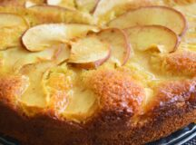 Apple Ginger Cake