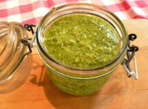 Arugula (Rocket) Pesto