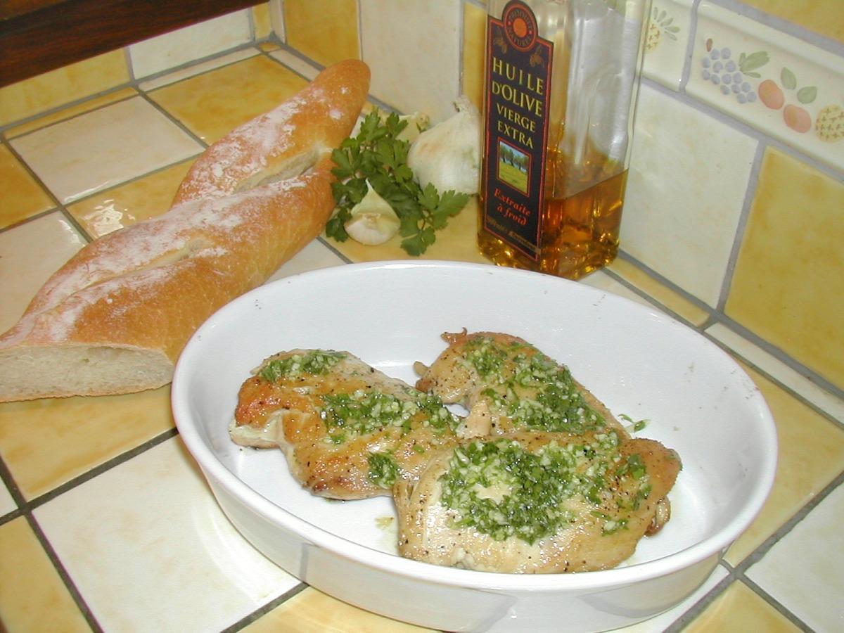 Chicken Persillade Recipe