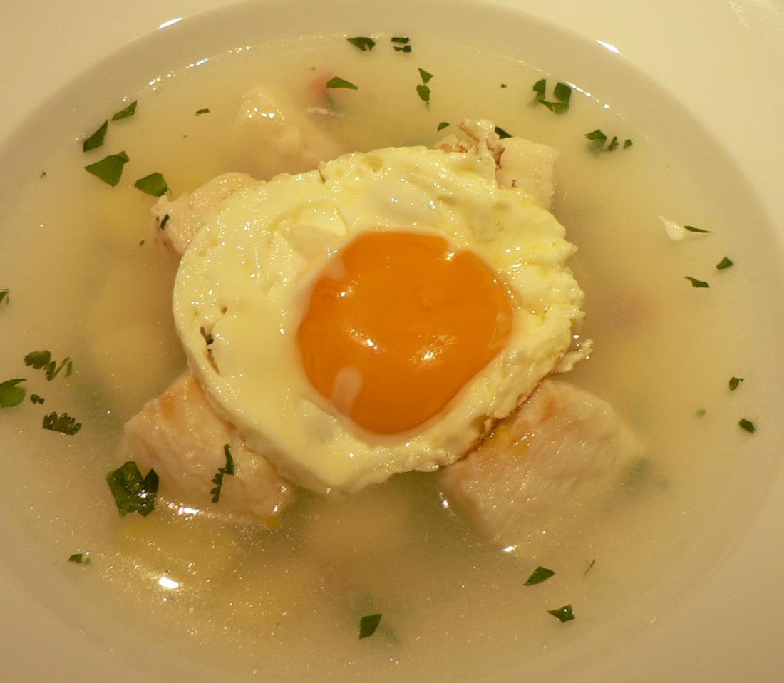 Codfish Soup (Sopa de Bacalhau) Recipe