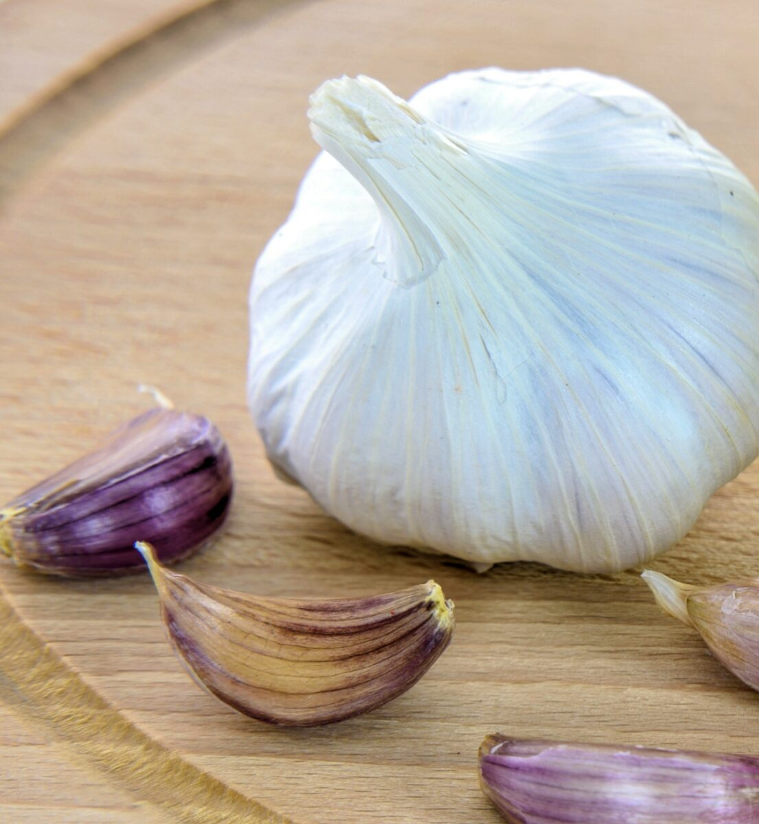 Garlic Vinaigrette Recipe