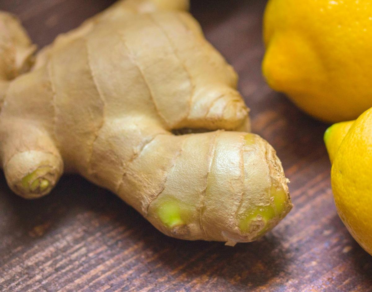 Ginger Vinaigrette Recipe