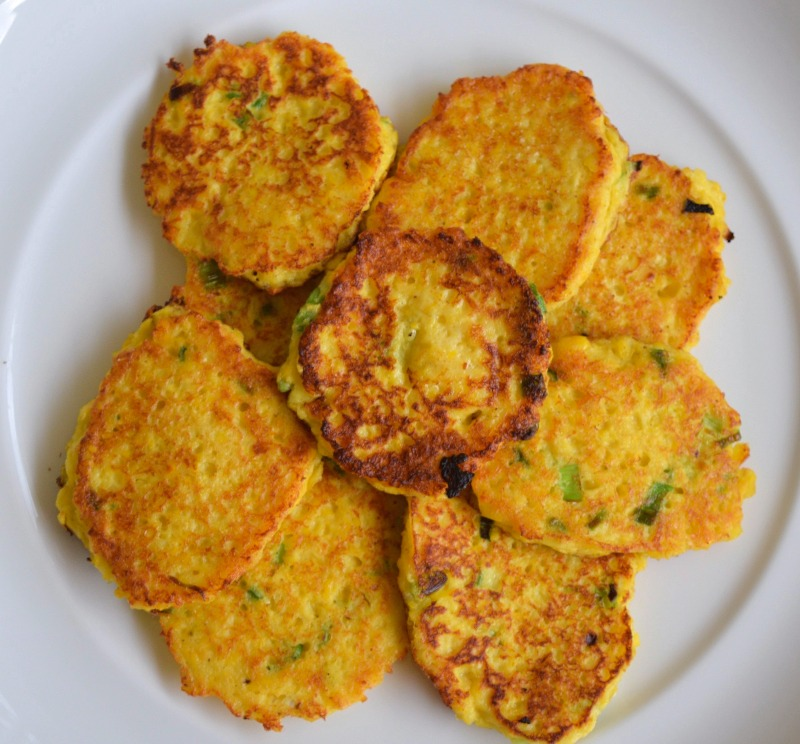 Jalapeno Corn Fritters Recipe