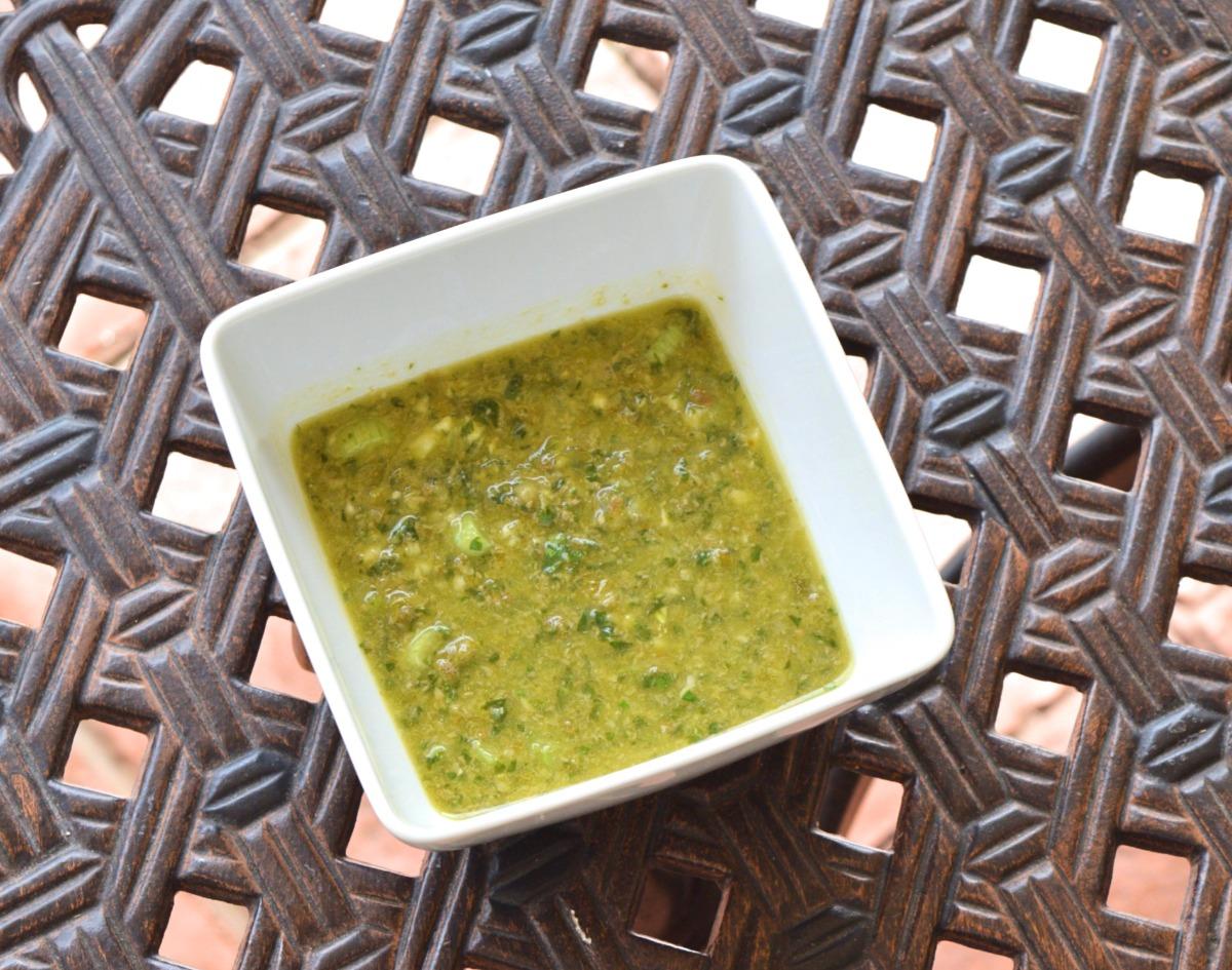 Mojo Verde (Spanish Green Sauce) Recipe