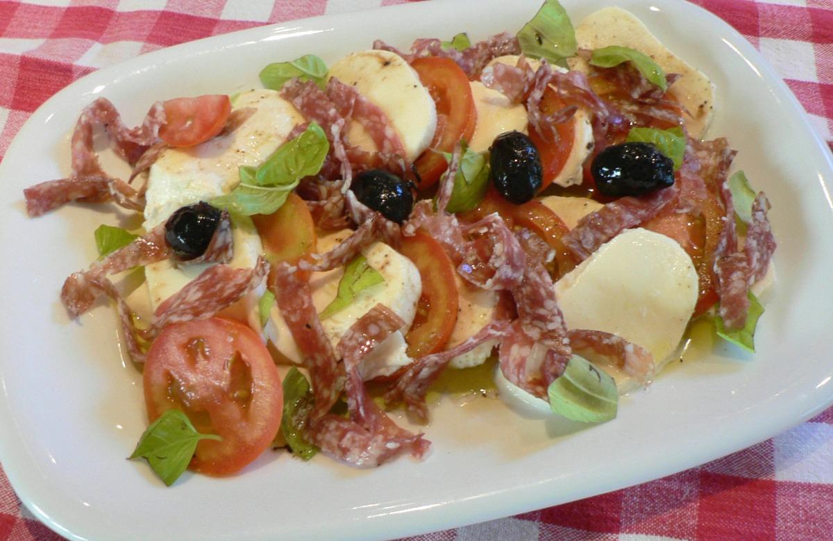Mozzarella di Bufala Salad Recipe