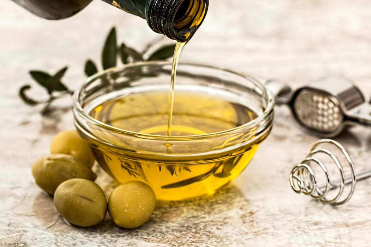 How to taste Olive Oil