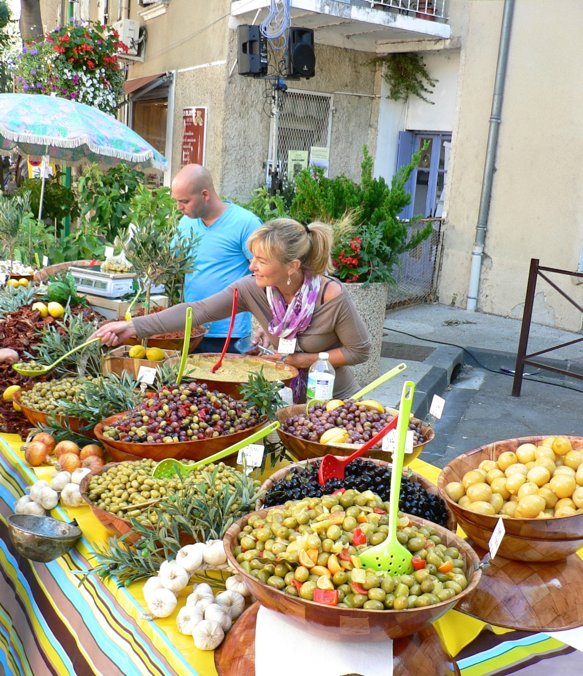 Olives: The Good, The Bad and The Ugly