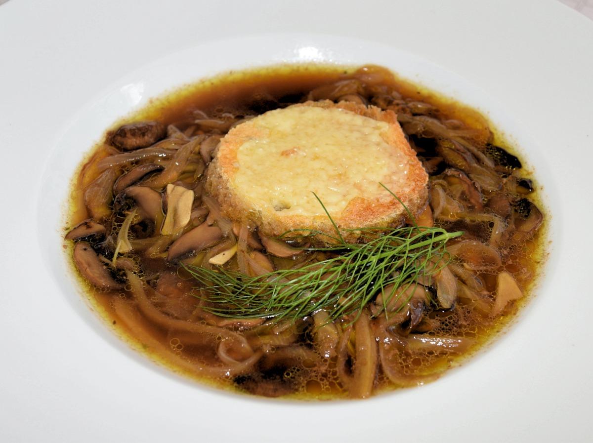 Portobello Mushroom Soup Recipe
