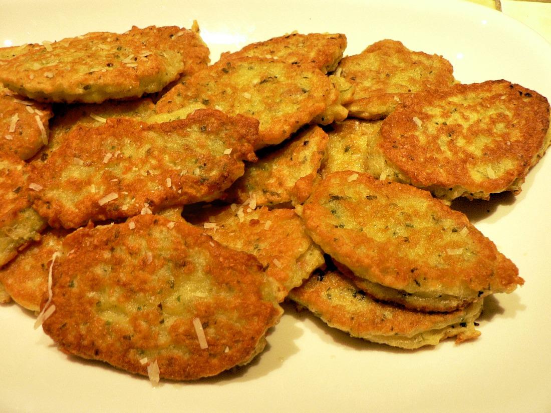 Potato Arugula Puff Recipe