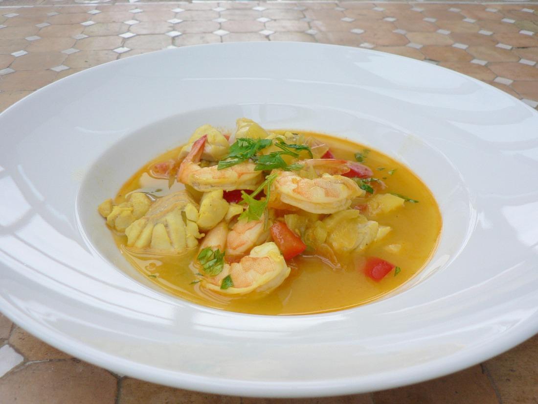 Sanibel Fish Soup Recipe