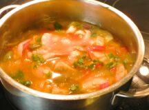 Sanibel Fish Soup