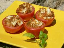 Stuffed Tomatoes Antibes Style