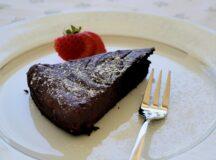 The 15 Minute Chocolate Cake