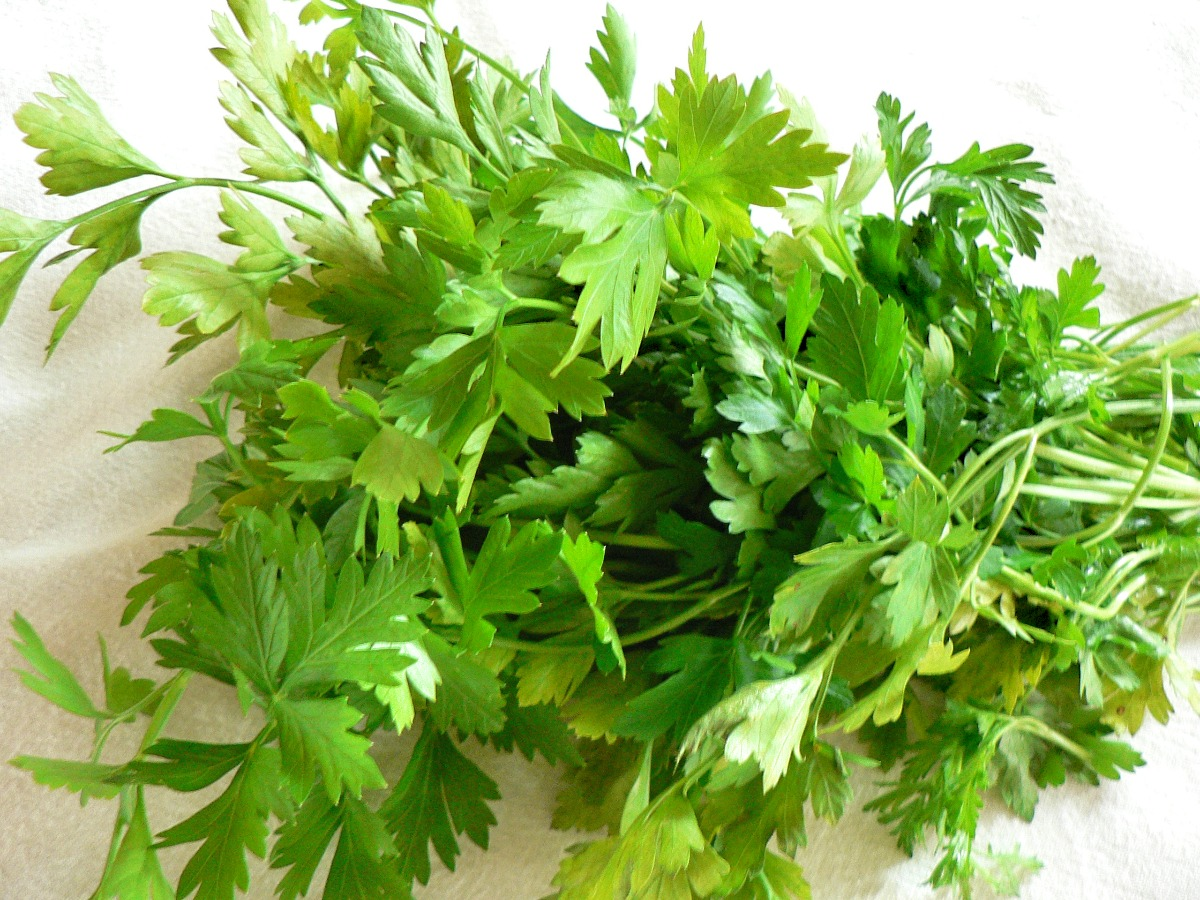 Parsley Aïoli Recipe