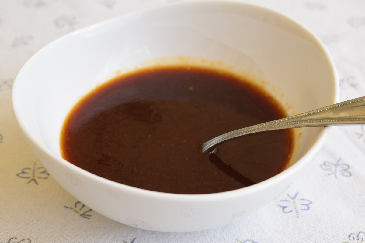 Tamarind Ginger Dressing Recipe